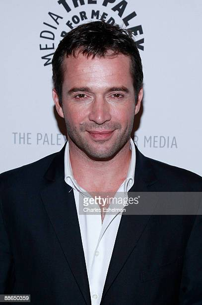 Actor James Purefoy attends the premiere of NBC's 'The Philanthropist' at The Paley Center for Media on June 23 2009 in New York City