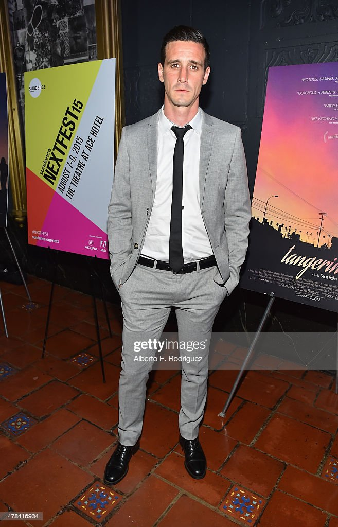 Actor James Ransone attends an advanced screening of Magnolia Pictures' 'Tangerine' sponsored by Sundance NEXT FEST, Outfest and The Ace Hotel Downtown at The Theatre At The Ace Hotel on June 24, 2015 in Los Angeles, California.