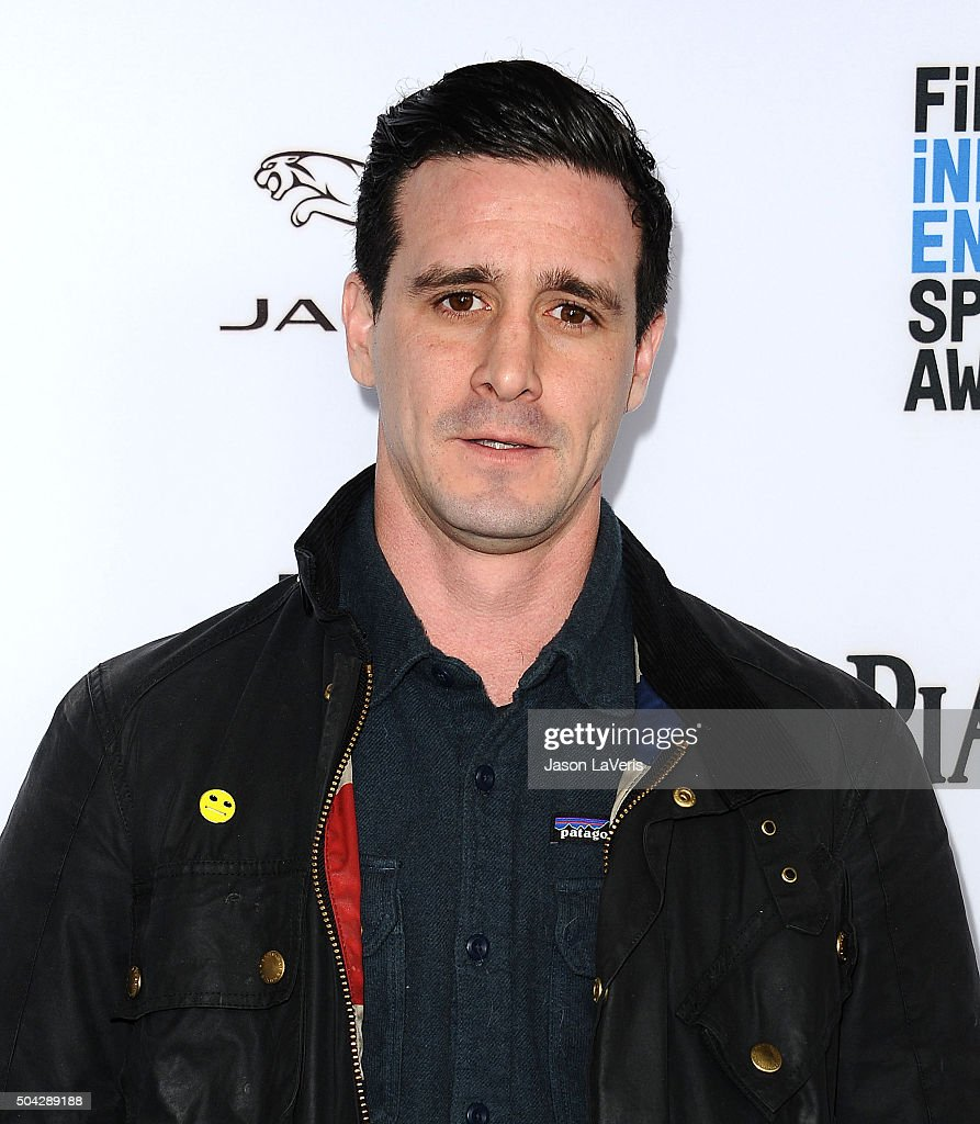 Actor James Ransone attends the 2016 Film Independent filmmaker grant and Spirit Award nominees brunch at BOA Steakhouse on January 9, 2016 in West Hollywood, California.