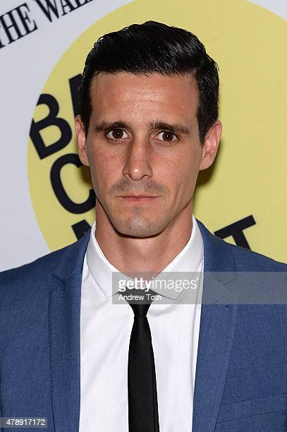 Actor James Ransone attends the Tangerine closing night premiere during BAMcinemaFest 2015 at BAM Peter Jay Sharp Building on June 28 2015 in New...