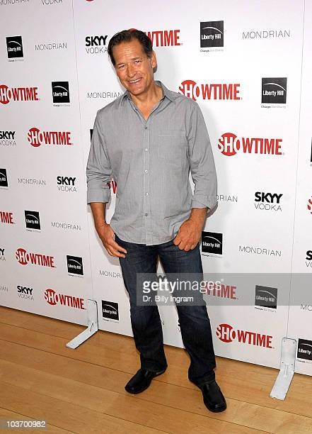 Actor James Remar arrives at the Showtime's 62nd Annual Emmy Nominee Reception at SkyBar at the Mondrian Los Angeles on August 28 2010 in West...