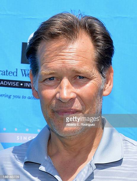 Actor James Remar arrives to the Screen Actors Guild Foundation's 3rd Annual LA Golf Classic at Lakeside Golf Club on June 11 2012 in Burbank...