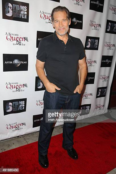 Actor James Remar attends 8FilmsToDieFor's Celebrity Launch Party at Next Door Lounge on October 8 2015 in Hollywood California
