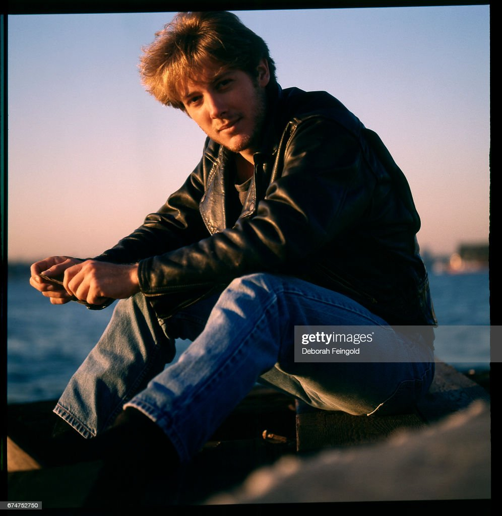 Actor James Spader poses for a portrait in 1987 in New York City, New York.