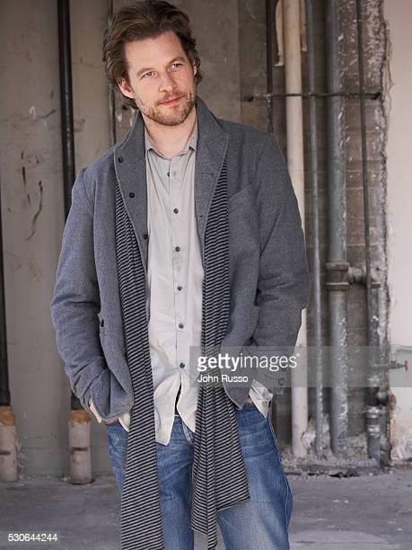 Actor James Tupper is photographed in 2006 in Los Angeles California