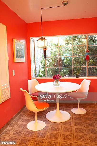 Actor James Tupper's home is photographed for InTouch Weekly Magazine in 2007 in Los Angeles California