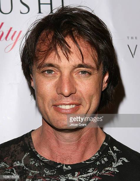 Actor James Wilder attends Edward Brik's birthday party at Hadaka Sushi on March 22 2008 in West Hollywood California