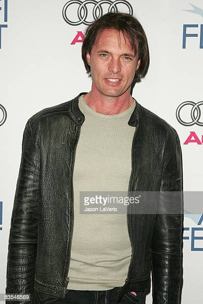 Actor James Wilder attends the 2008 AFI Fest screening of A Christmas Tale at Club Sushi November 2 2008 in Hollywood California
