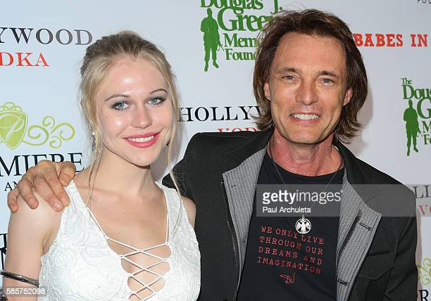 Actor James Wilder attends the Babes In Toyland Support Our Troops event at Le Jardin night club on August 3 2016 in Hollywood California