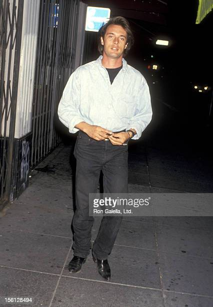 Actor James Wilder attends the 'Chain of Desire' West Hollywood Premiere on June 22 1993 at Cineplex Odeon Fairfax in West Hollywood California