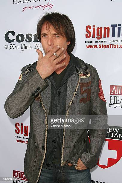 Actor James Wilder attends The Grand Opening of Pupe At New York New York on June 1 2008 in Los Angeles California