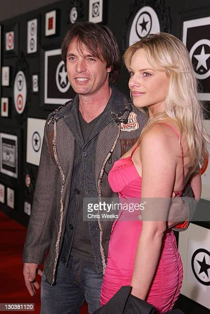 Actor James Wilder left arrives at the Target and Converse Movie Awards After Party on June 1 2008 in West Hollywood California