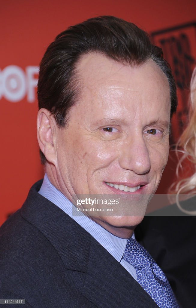 Actor James Woods attends the 'Too Big To Fail' New York Premiere at The Museum of Modern Art on May 16, 2011 in New York City.