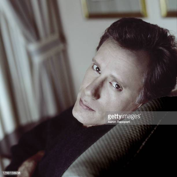 Actor James Woods poses for a portrait in Santa Monica, California