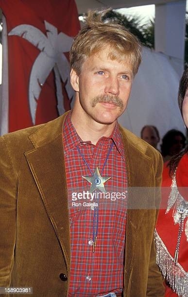 Actor Jameson Parker attends 34th Annual SHARE Boomtown Party on May 16 1987 at the Santa Monica Civic Auditorium in Santa Monica California