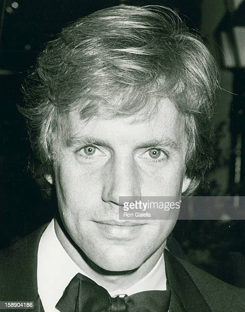 Actor Jameson Parker attends Scott Newman Awards Gala on November 11 1983 at the Century Plaza Hotel in Century City California
