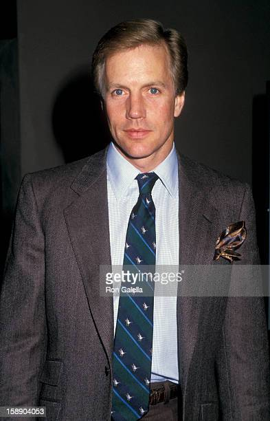 Actor Jameson Parker attends the premiere of Prince of Darkness on October 21 1987 at the Cinerama Dome Theater in Universal City California