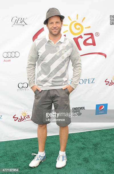 Actor Jamie Bamber attends the 8th Annual George Lopez Celebrity Golf Classic presented by Sabra Salsa to benefit The George Lopez Foundation at...
