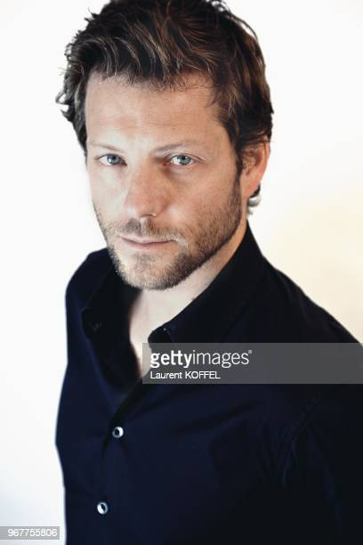 Actor Jamie Bamber pictured on April 24 2009 in Paris in France CLEARANCE REQUIRED BEFORE ANY USAGE CONSULT GAMMA