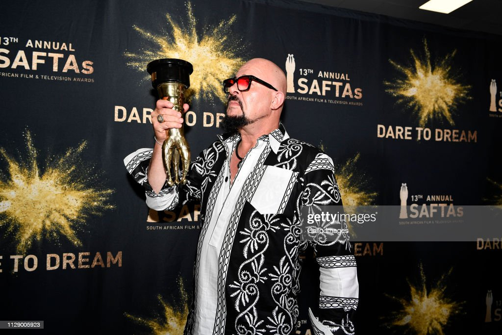 The 13thannual South African Film And Television Awards SAFTAs News Photo