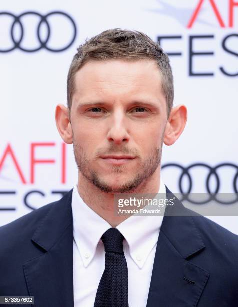 Actor Jamie Bell arrives at the AFI FEST 2017 Presented By Audi screening of Film Stars Don't Die In Liverpool at the TCL Chinese Theatre on November...