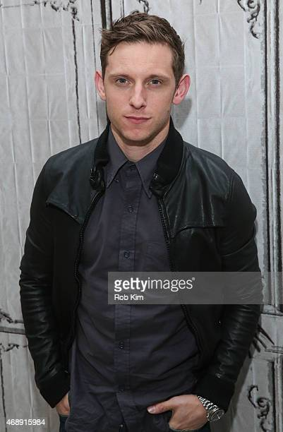 Actor Jamie Bell attends AOL BUILD Speaker Series Jamie Bell Discusses His Television Series TURN Washington's Spies at AOL Studios in New York on...
