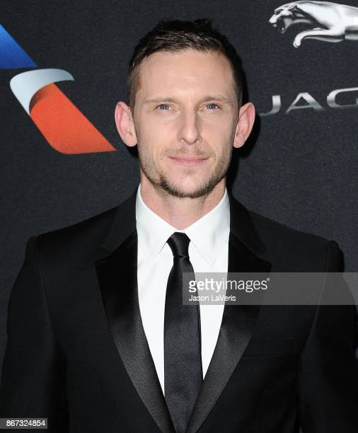 Actor Jamie Bell attends the 2017 AMD British Academy Britannia Awards at The Beverly Hilton Hotel on October 27, 2017 in Beverly Hills, California.
