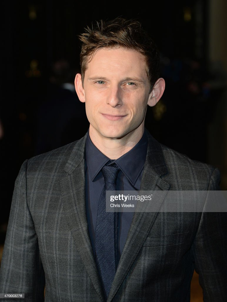 Actor Jamie Bell attends the Burberry 'London in Los Angeles' event at Griffith Observatory on April 16, 2015 in Los Angeles, California.