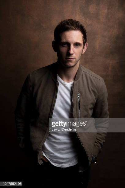 Actor Jamie Bell from 'Donnybrock' is photographed for Los Angeles Times on September 7 2018 in Toronto Ontario PUBLISHED IMAGE CREDIT MUST READ Jay...