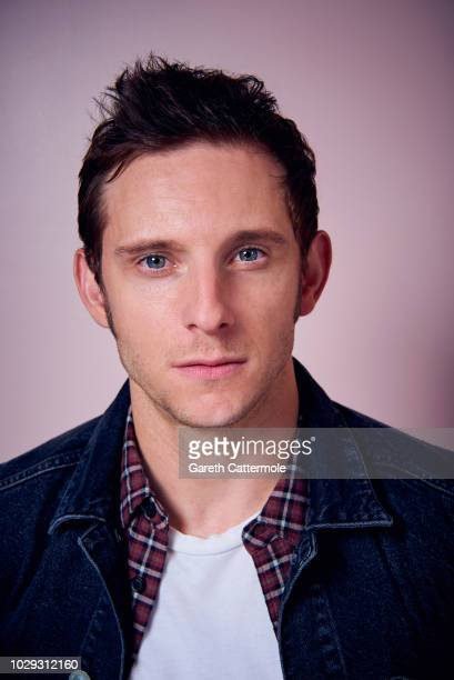 Actor Jamie Bell from the film 'Skin' poses for a portrait during the 2018 Toronto International Film Festival at Intercontinental Hotel on September...