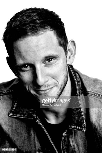 Actor Jamie Bell is photographed for Empire magazine on October 16 2017 in London England