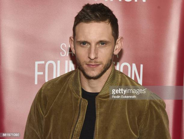 Actor Jamie Bell poses for portrait at SAGAFTRA Foundation Conversations screening of Film Stars Don't Die in Liverpool at SAGAFTRA Foundation...