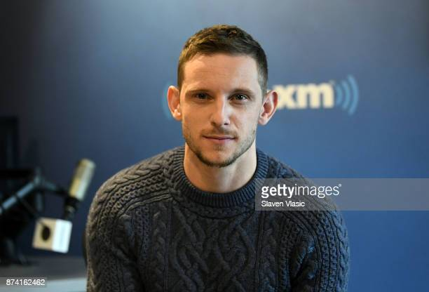 Actor Jamie Bell visits EW at SiriusXM Studios on November 14 2017 in New York City