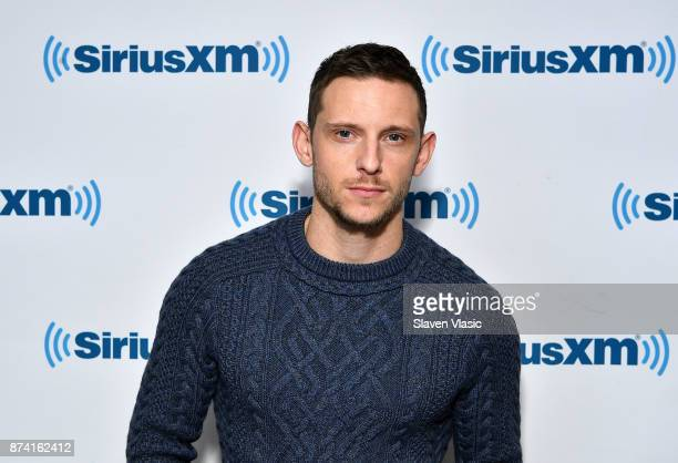 Actor Jamie Bell visits SiriusXM Studios on November 14 2017 in New York City