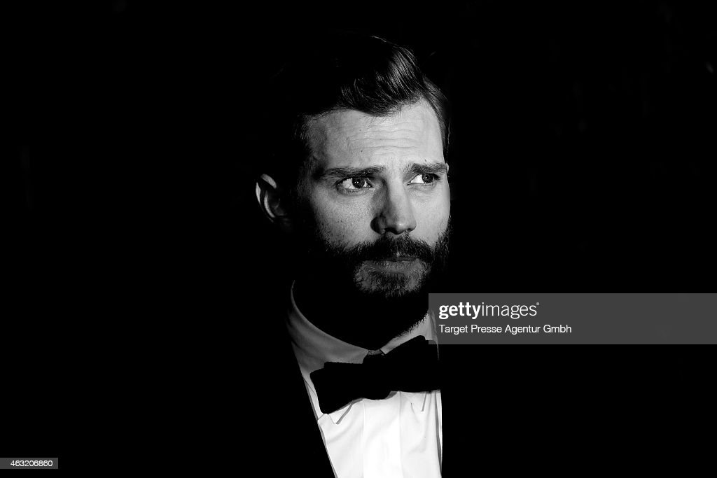 Actor Jamie Dornan attends the 'Fifty Shades of Grey' premiere during the 65th Berlinale International Film Festival at Zoo Palast on February 11, 2015 in Berlin, Germany.