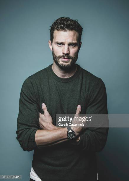 Actor Jamie Dornan poses for a portrait during the 2019 Toronto International Film Festival at Intercontinental Hotel on September 07 2019 in Toronto...