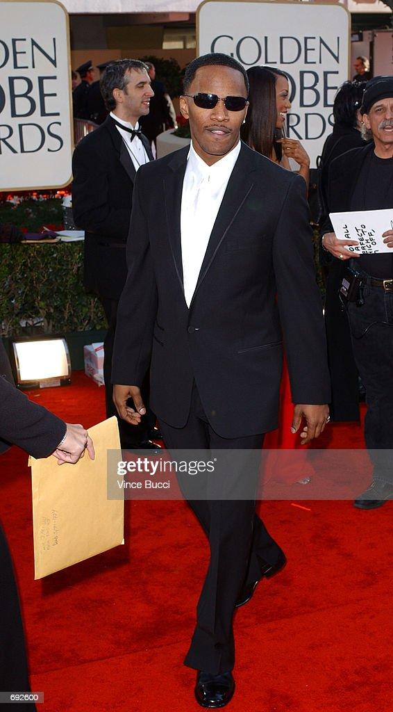 59th Annual Golden Globe Awards : News Photo