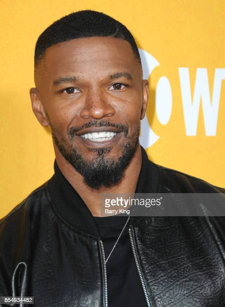 Actor Jamie Foxx attends the premiere of Showtimes 'White Famous' at The Jeremy Hotel on September 27, 2017 in West Hollywood, California.