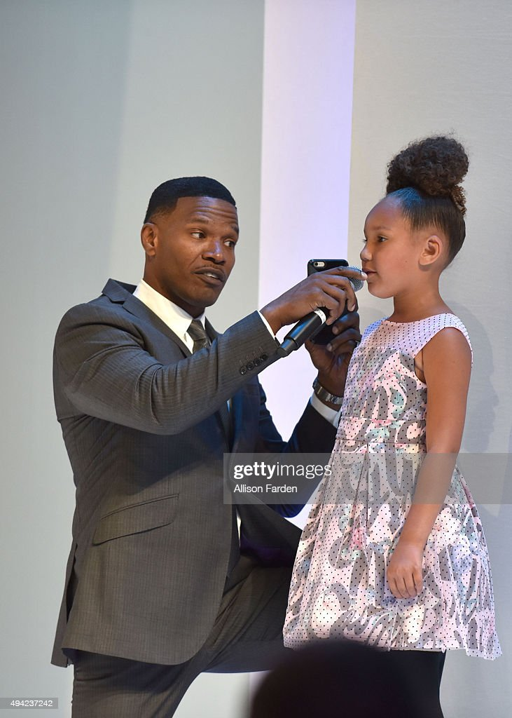 Jamie Foxx Daughter Annalise Bishop