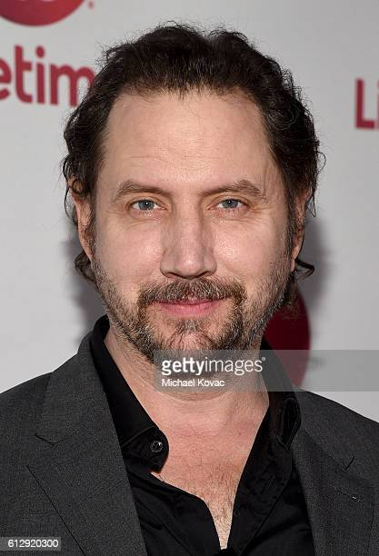 Actor Jamie Kennedy attends Lifetime Television's Surviving Compton Dre Suge Michel'le Broad Focus Screening Event at The London West Hollywood on...