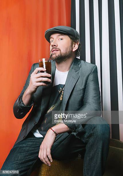 Actor Jamie Kennedy is photographed for The Wrap on April 12 2016 in Los Angeles California