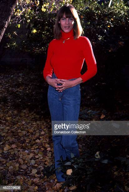 Actor Jamie Lee Curtis poses for a portrait session in 1979 in Los Angeles California