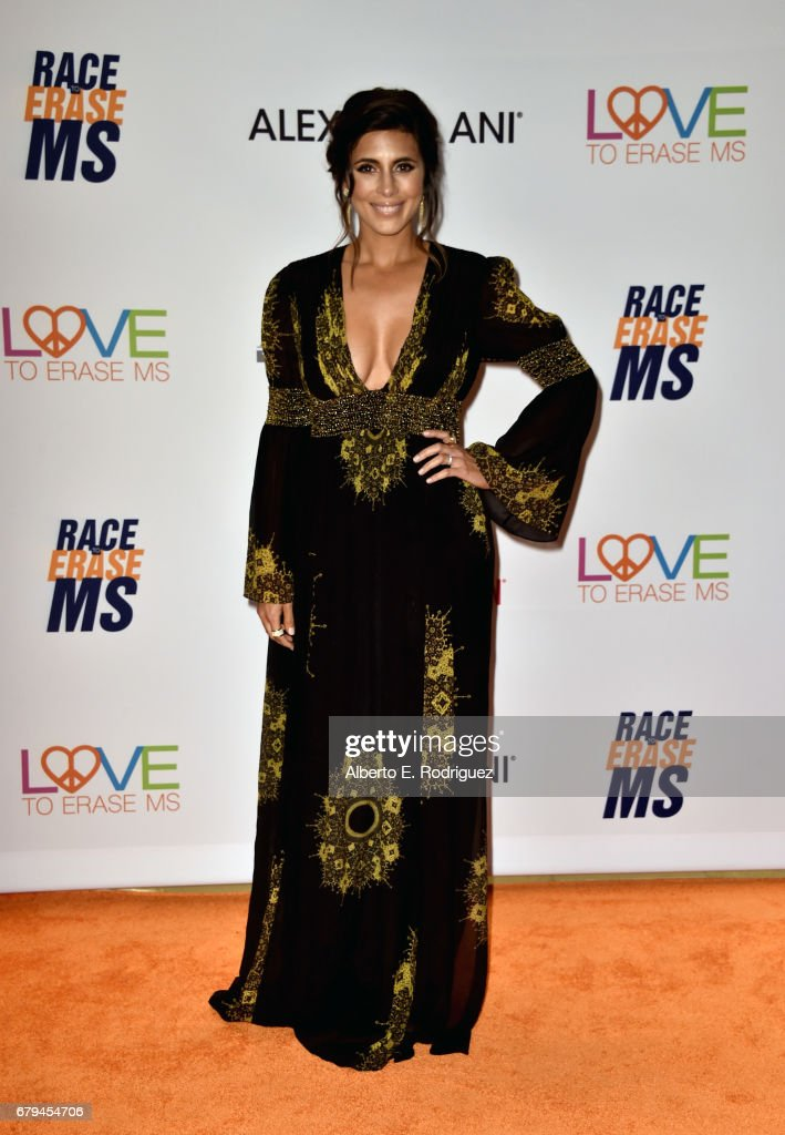 Actor Jamie-Lynn Sigler attends the 24th Annual Race To Erase MS Gala at The Beverly Hilton Hotel on May 5, 2017 in Beverly Hills, California.
