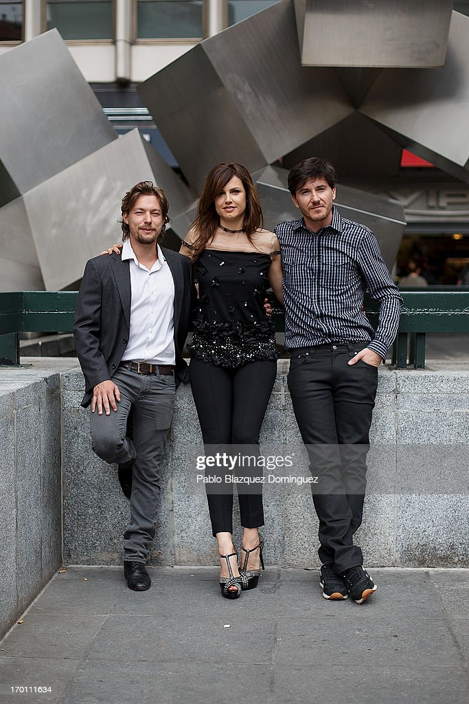 'Menu Degustacion' Madrid Photocall