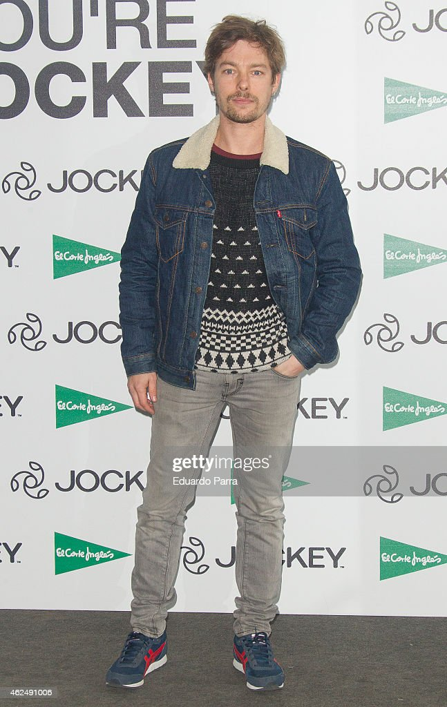Jockey New Collection Presentation in Madrid