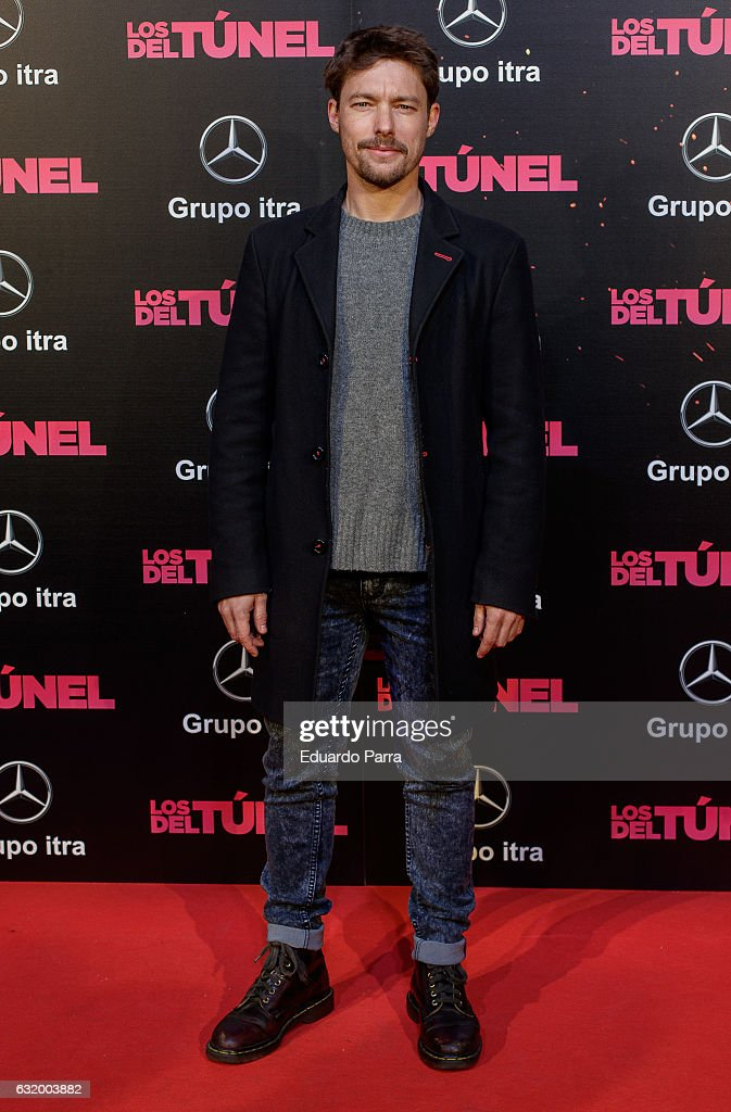 'Los Del Tunel' Madrid Premiere
