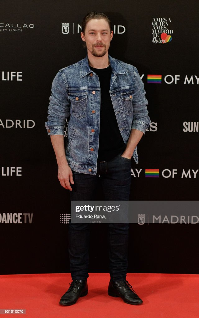 'The Best Day Of My Life' Madrid Premiere