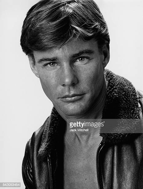 Actor Jan Michael Vincent 1978 Photo by Jack Mitchell/Getty Images