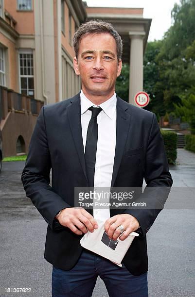 Actor Jan Sosniok attends the 'Fest der Eleganz und Intelligenz' at Villa Siemens on September 20 2013 in Berlin Germany