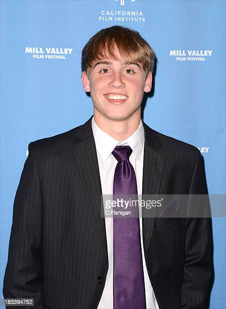 Actor Jan Uczkowski arrives to the premiere of 'Contest' during the 36th Annual Mill Valley Film Festival on October 5, 2013 in San Rafael,...
